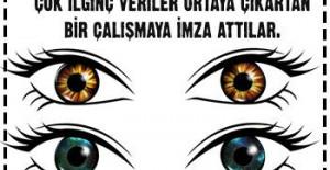 İşte göz renginize göre kişilik testi