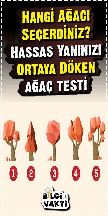 Hangi Ağacı Seçerdiniz? Hassas Yanınızı Ortaya Döken ağaç testi - 1