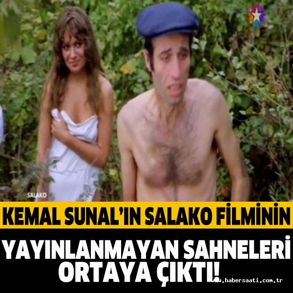 KEMAL SUNAL'IN SALAKO FİLMİNİN YAYINLANMAYAN SAHNELERİ ORTAYA ÇIKTI - 1