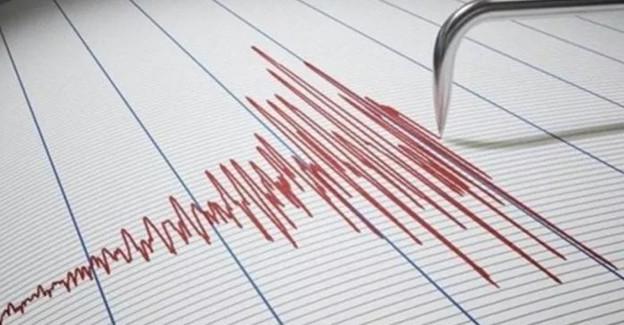 deprem oldu