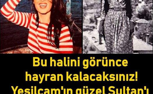 Yeşilçam'ın güzel Sultan'ı Türkan Şoray 15 yaşındaki halini paylaştı, görenler gözlerine inanamadı